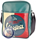Schultertasche Vespa Beat your....., FORME
