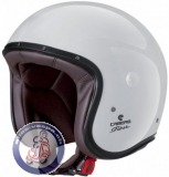 Helm Caberg Freeride weiss glanz