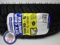 Reifen MICHELIN 120/70-12, City Grip Winter