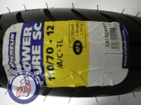 Reifen MICHELIN 110/70-12, Power Pure SC