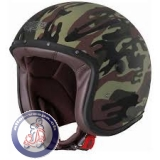 Helm Caberg Freeride Commander Army