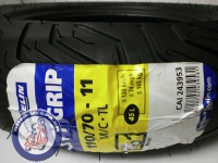 Reifen MICHELIN 110/70-11, City Grip