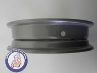 Felge Vespa silber 10, original