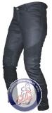 Jeanshose Venice Damen mit Protektoren, Kevlarverstärkt, S-Line Anthrazit, div. Grössen