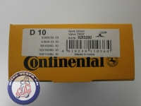 Schlauch Continental 3.00/ 3.50-10, Ventil 90°